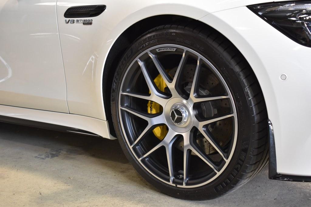 AMGGT63Sフロントタイヤ