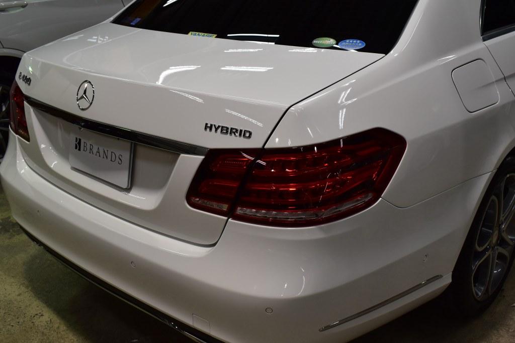 メルセデスベンツE400ハイブリット