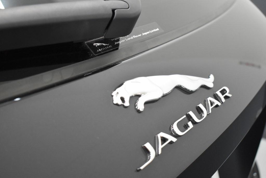 ジャガーFペース