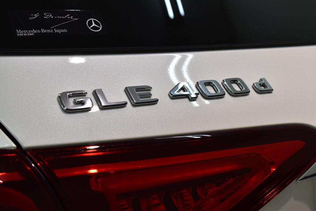 GLE400d