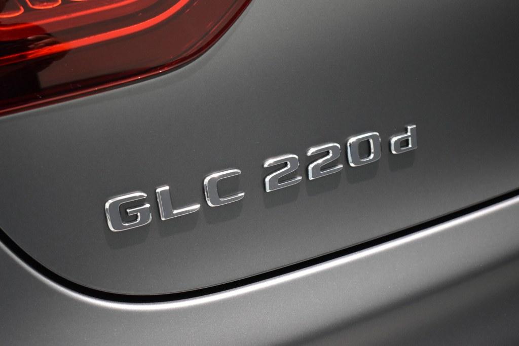 GLC220dクーペ